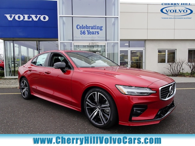 new 2019 volvo s60 for sale at cherry hill volvo cars | vin