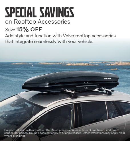 April Rooftop Accessories Special