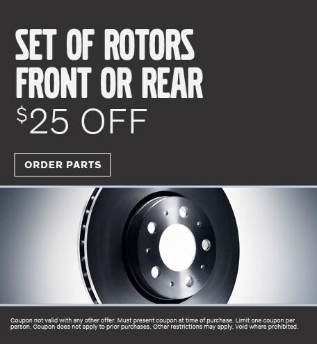 Rotors Special