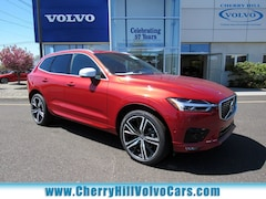 Used 2019 Volvo XC60 R-Design T5 AWD R-Design 19-X716 at Cherry Hill Volvo