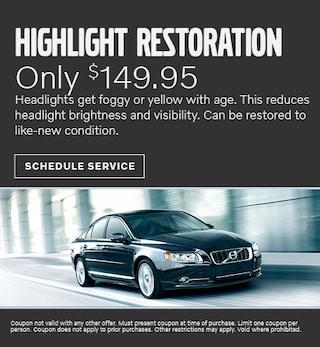 Highlight Restoration Special