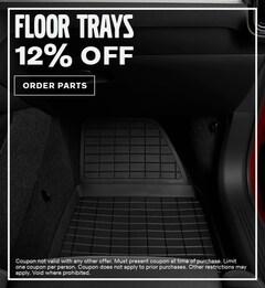 Floor Trays Special