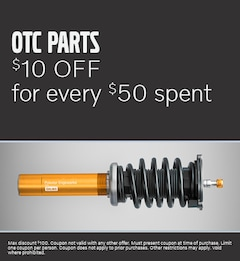 Over the Counter Parts Special