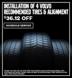 Tires & Alignment Special