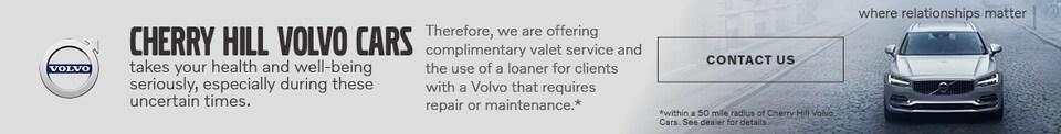 Valet & Loaner Service