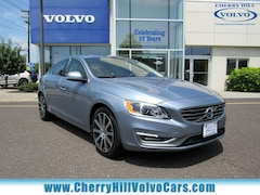 Certified Pre-Owned 2017 Volvo S60 T5 AWD INSCRIPTION PLATINUM w/ NAV, BLIS & CAMERA T5 AWD Inscription Platinum 14869 in Cherry Hill, NJ