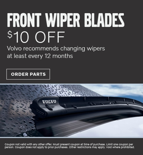 Front Wiper Blades Special