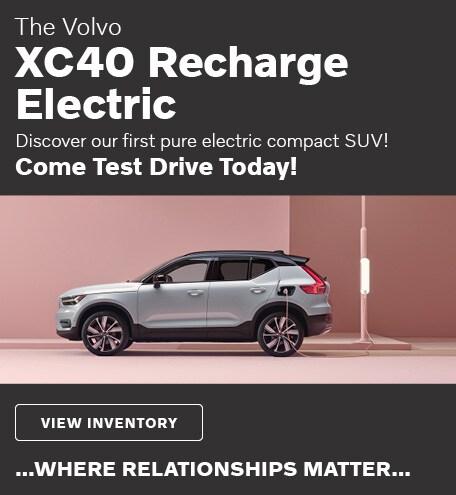 XC40 Recharge