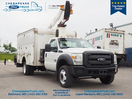 Used 2014 Ford F-550 Chassis XL for sale in Baltimore, MD