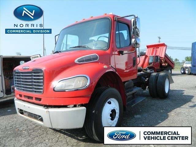 2009 Freightliner M2 Tractor