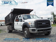 2016 Ford F-550 Chassis Dump Body