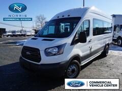 2016 Ford Transit-350 350 XL HD  LWB High Roof DRW Extended Passenger Va