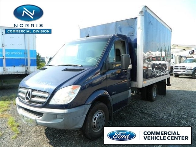 2010 Mercedes-Benz Sprinter 3500 Chassis Sprinter 3500 Chassis 3500 144 WB  DRW Chassis