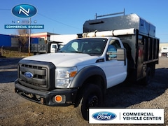 2011 Ford F-550 Chassis CHIPPER BODY