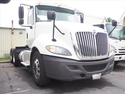 Used 2016 International Prostar + 122 6x4 N13 450 Sleeper Tractor for sale in Baltimore, MD