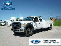 2014 Ford F-450 Chassis Utility Vehicle