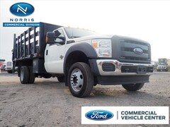 2015 Ford F-550 Chassis F-550