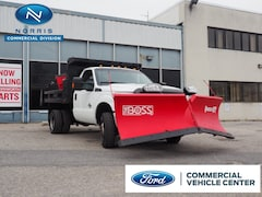 2014 Ford F-350 Chassis Regular Cab
