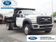 2016 Ford F-450 Chassis XLT Dump Body