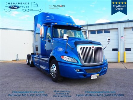 Used 2014 International F Sleeper Cab & Chassis for sale in Baltimore, MD