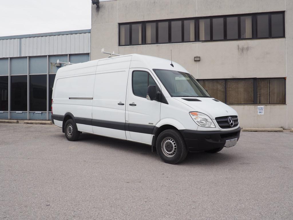 2013 Mercedes-Benz Sprinter-Class High Roof Van Cargo Van