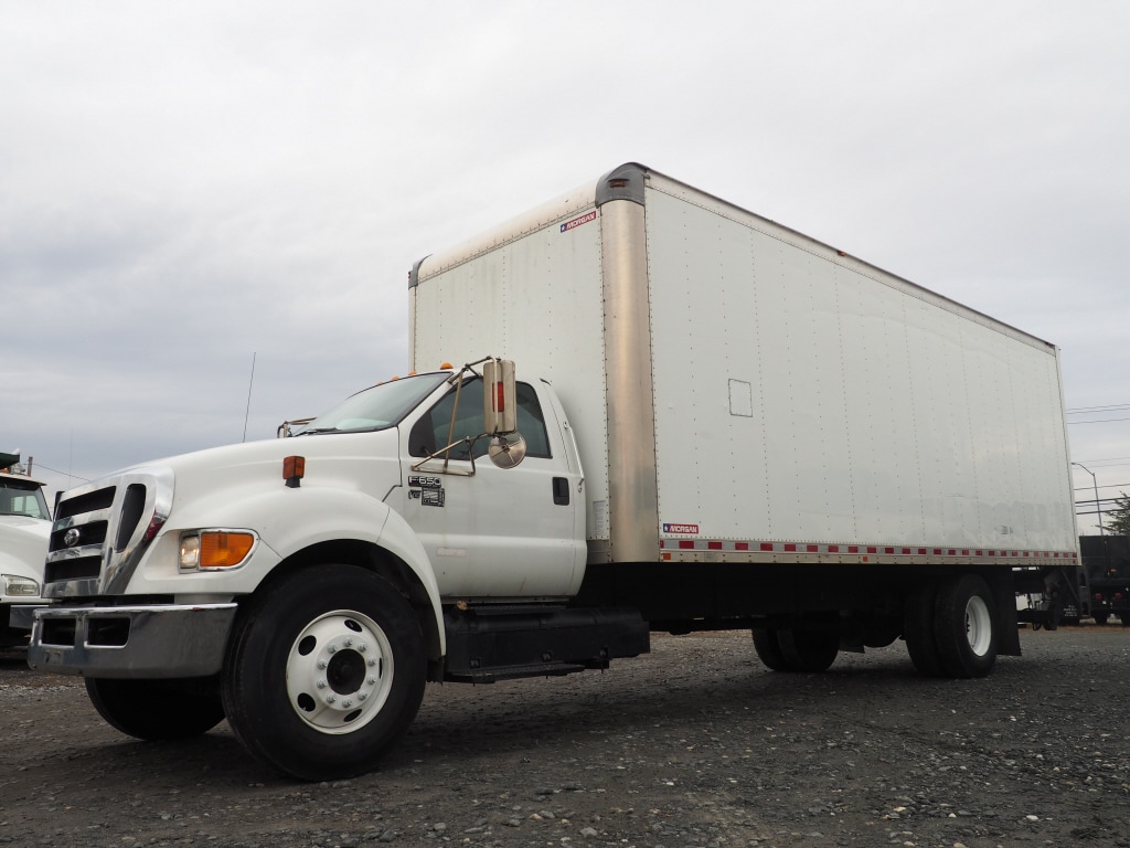 2013 Ford F-650 Gas Truck Regular Cab