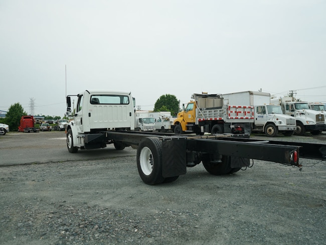 Used 2012 Freightliner M2 For Sale at Chesapeake Truck | VIN