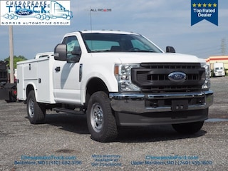 2020 Ford F-350 Chassis Truck Regular Cab Regular Cab