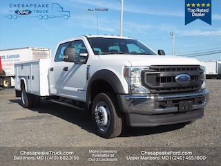 2020 Ford F-450 Chassis Truck Crew Cab Crew Cab