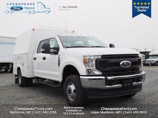 2021 Ford F-350 Chassis Truck Crew Cab Crew Cab