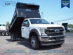 2020 Ford F-450 Chassis Truck Regular Cab