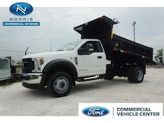 2019 Ford F-450 Chassis Truck Regular Cab Regular Cab