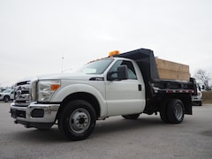 2012 Ford F-350 Chassis Truck Regular Cab