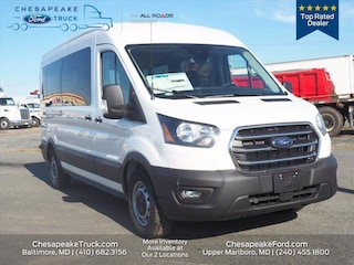 2020 Ford Transit-350 Passenger Wagon Medium Roof Van