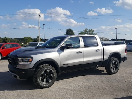 2020 Ram 1500 REBEL CREW CAB 4X4 5'7 BOX Crew Cab
