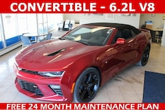 New 2018 Chevrolet Camaro 1SS Convertible in Akron, Ohio