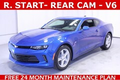 2018 Chevrolet Camaro 1LT Coupe