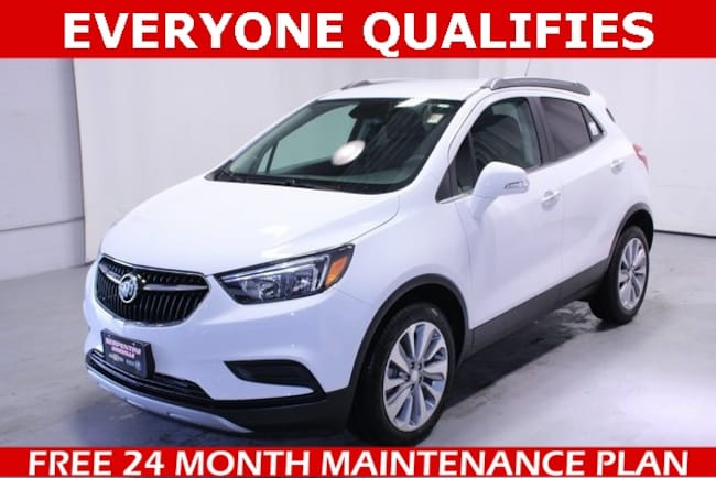 New 2018 Buick Encore Base SUV in Akron, Ohio