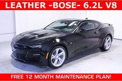 New 2019 Chevrolet Camaro 2SS Coupe in Akron, Ohio