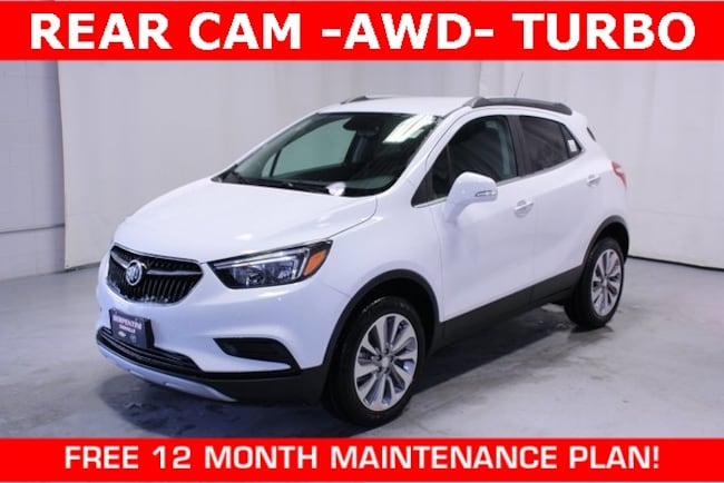 New 2019 Buick Encore Preferred SUV in Akron, Ohio