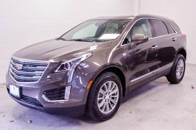 New 2019 Cadillac Xt5 Suv Luxury Dark Mocha For Sale Medford Or