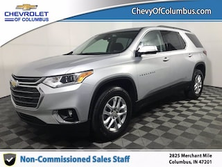 New 2021 Chevrolet Traverse LT Cloth SUV For Sale in Columbus, IN
