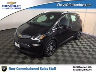 New 2019 Chevrolet Bolt EV Premier Hatchback For Sale in Columbus, IN