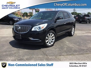 New 2017 Buick Enclave Premium SUV For Sale in Columbus, IN