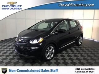New 2020 Chevrolet Bolt EV LT Hatchback For Sale in Columbus, IN