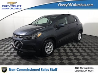 New 2021 Chevrolet Trax LS SUV For Sale in Columbus, IN