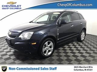 2014 Chevrolet Captiva LT Crossover