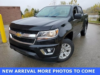 New 2017 Chevrolet Colorado 4WD LT Truck For Sale in Columbus, IN