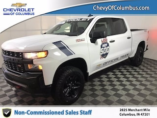 2019 Chevrolet Silverado 1500 Custom Trail Boss 4WD Crew Cab 147 Custom Trail Boss