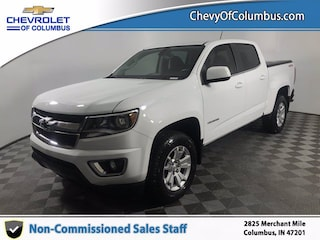 New 2018 Chevrolet Colorado 4WD LT 4WD Crew Cab 128.3 LT For Sale in Columbus, IN